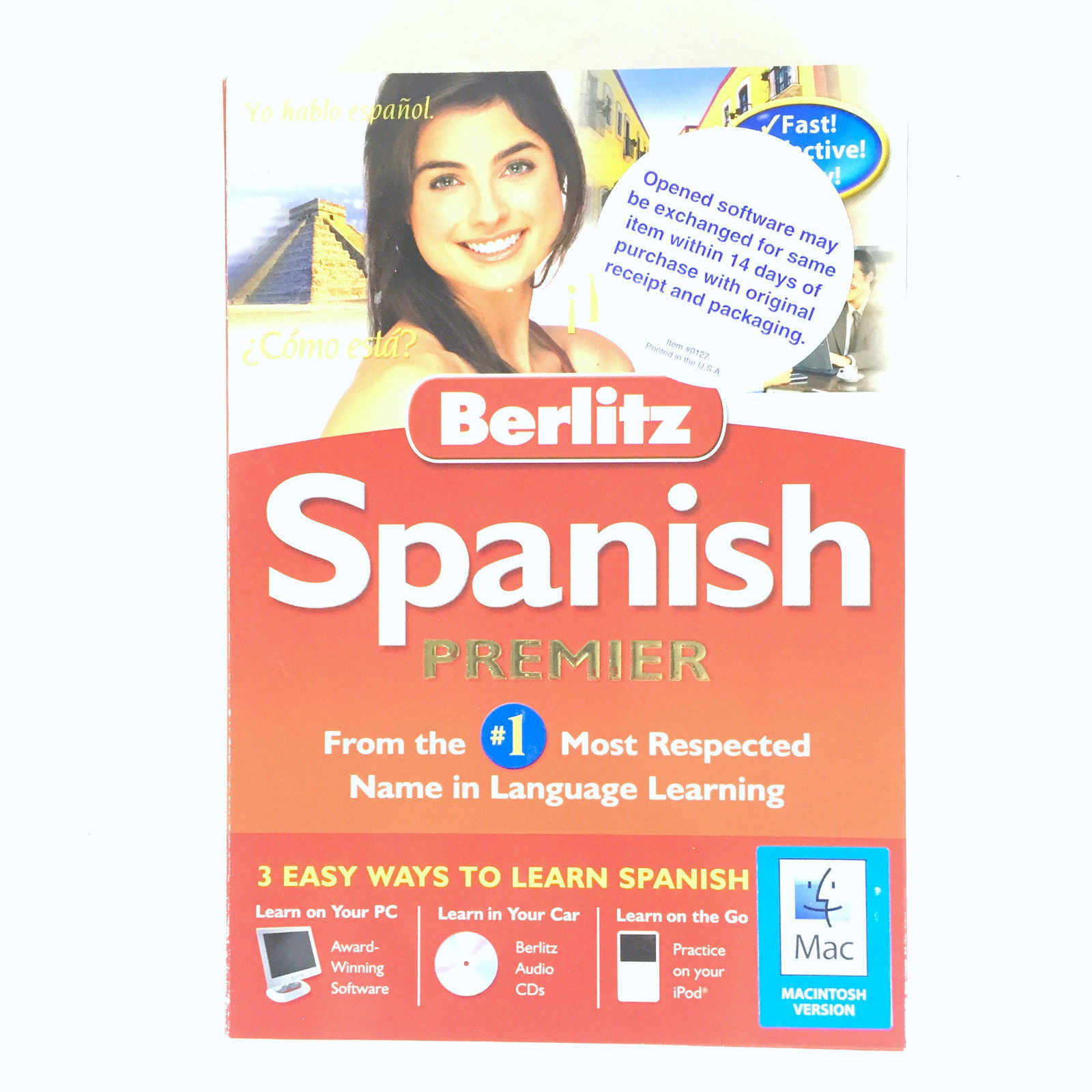 Berlitz Spanish Premier - YouTube
