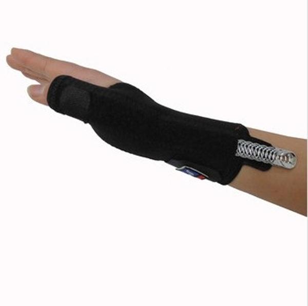 Elastic Thumb Wrap Hand Palm Wrist Brace Splint Support ...