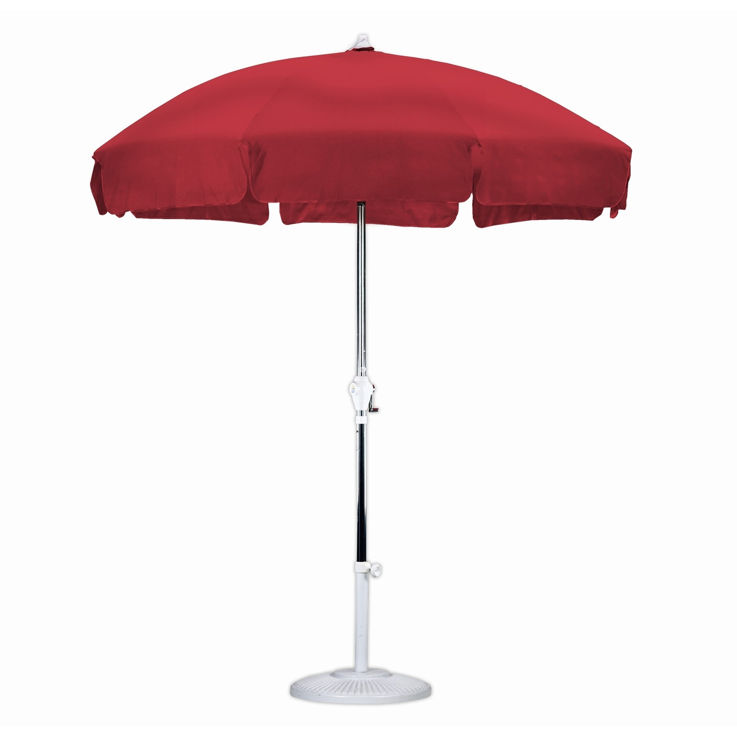 7 5 foot patio umbrella with push button tilt other