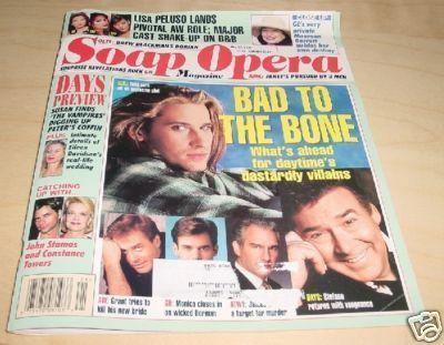 Soap Opera Magazine 5/97 GL*YR*GH*B&B*DAYS*OLTL*AMC Bonanza