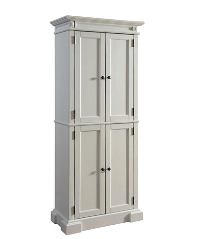 Storage Tall Kitchen Office Utility Food Cabinet Pantry 72 H X 30 Qu