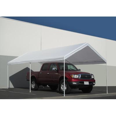 Carport: Caravan Canopy 10 X 20 Domain Carport Garage