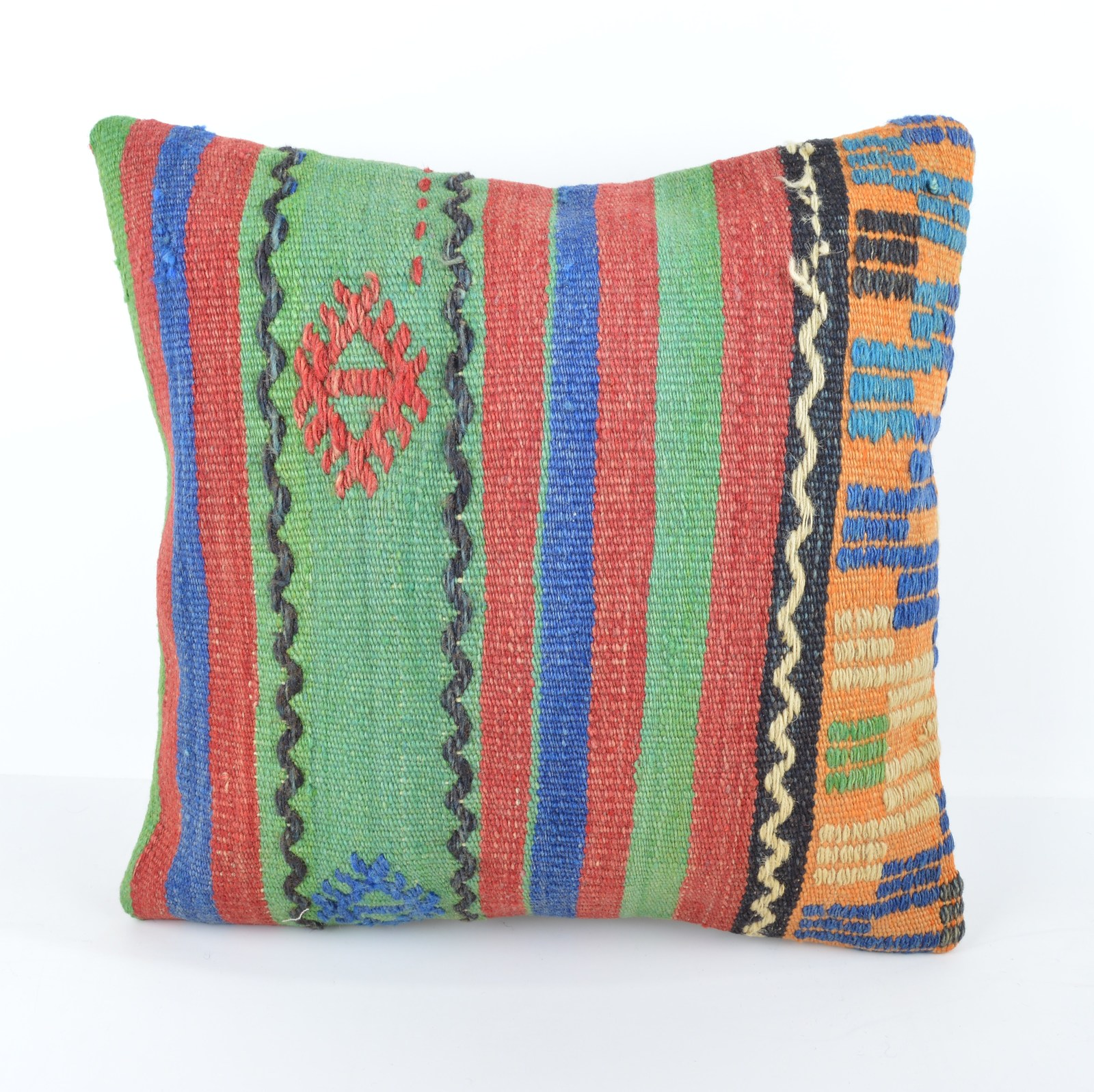 throw pillows,kilim cushion,rustic home decor pillow,kelim kissen,floor cushion, - Pillows