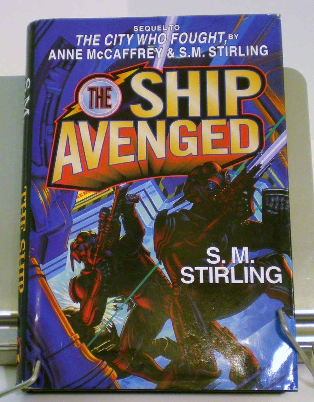 Image 0 of The Ship Avenged by Anne McCaffrey and S.M. Stirling 1997