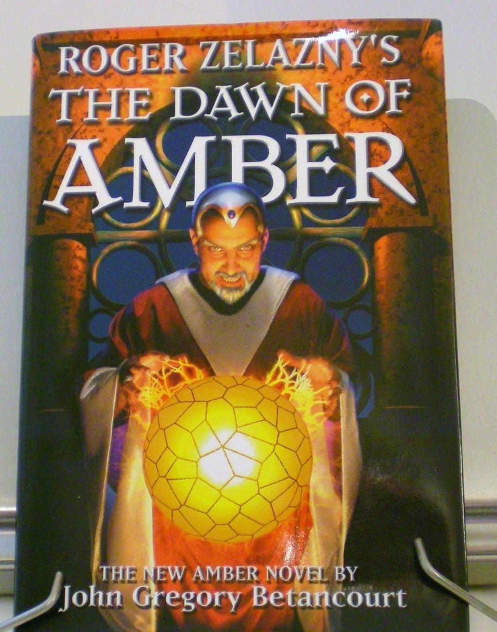 Image 0 of Roger Zelazny's The Dawn of Amber byJohn Gregory Betancourt