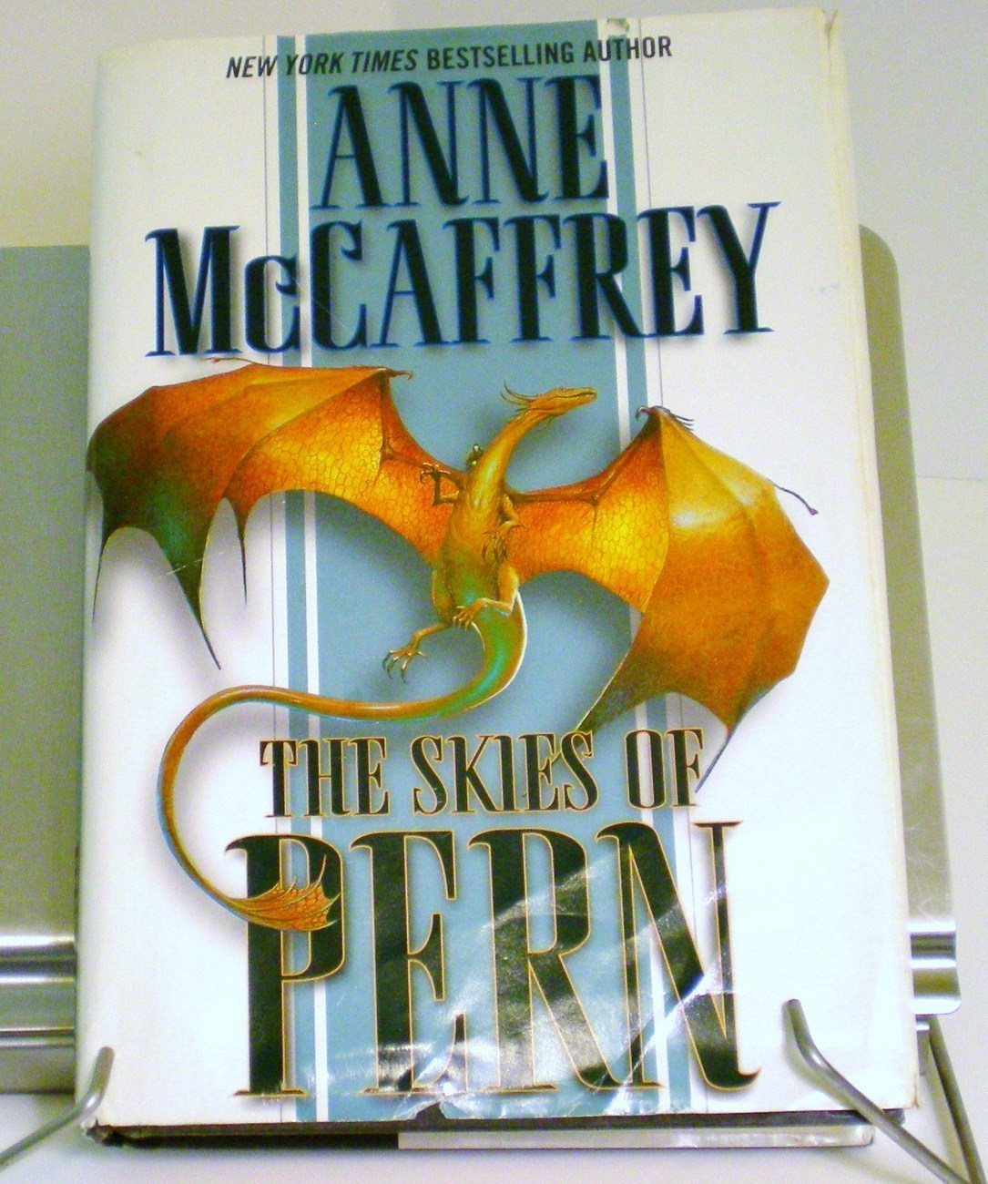 The Skies Of Pern by Anne McCaffrey Hardcover 2001 w/DJ