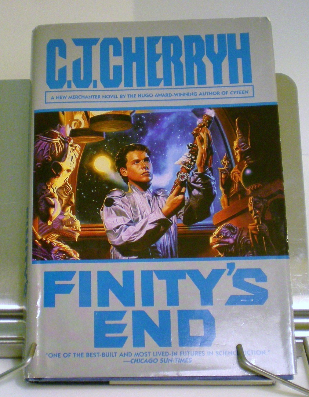 Finity's End by C. J. Cherryh Hardcover 1997 first printing