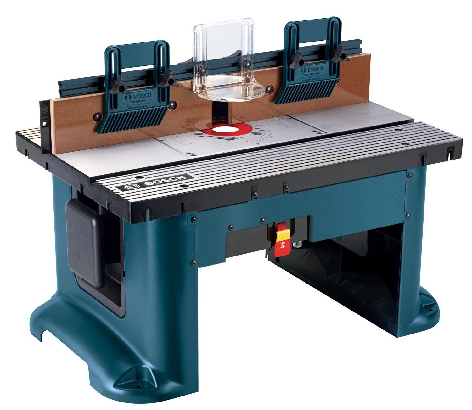 Bosch Benchtop Router Table Precision Woodworking Shop ...  Wood Router Table