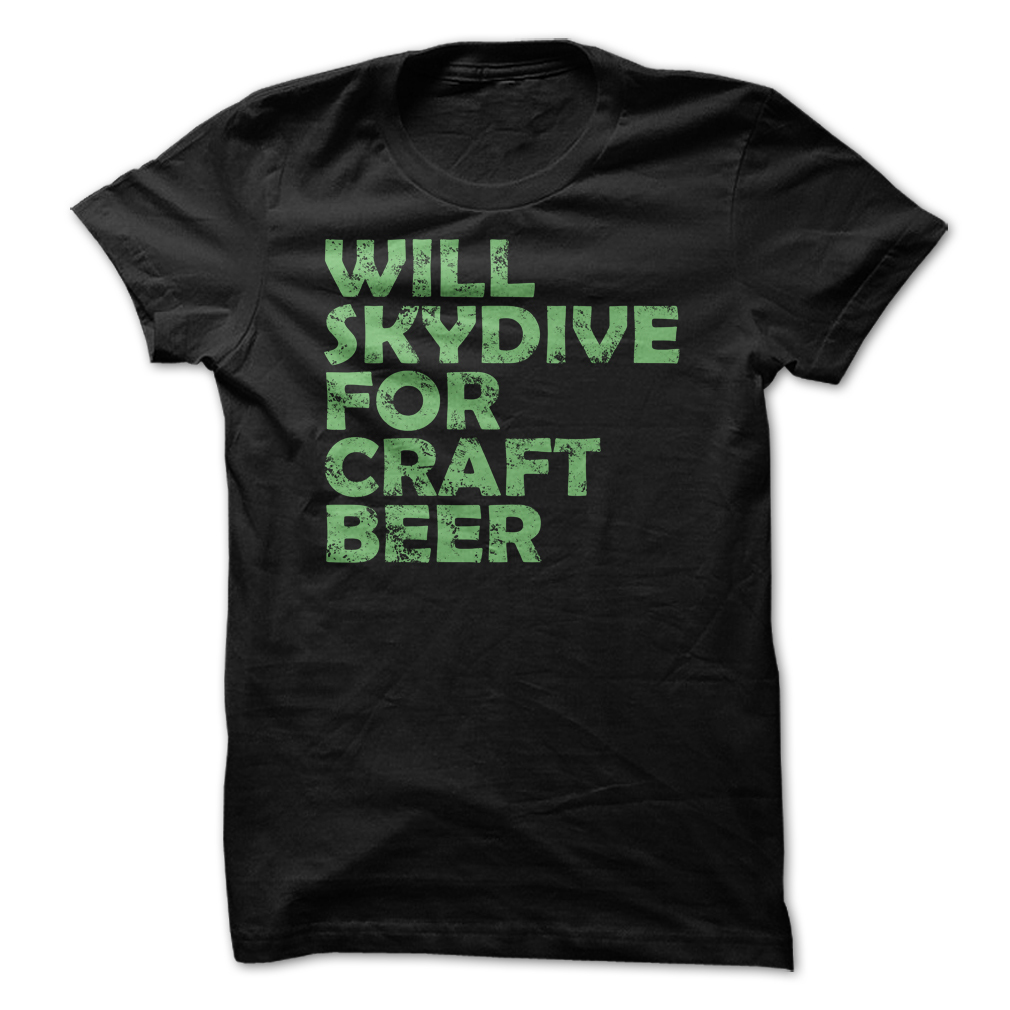 Craft Beer T Shirt Nz