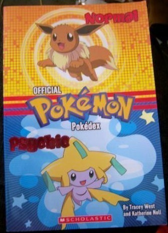Official Pokemon Pokedex by Tracey West 2006