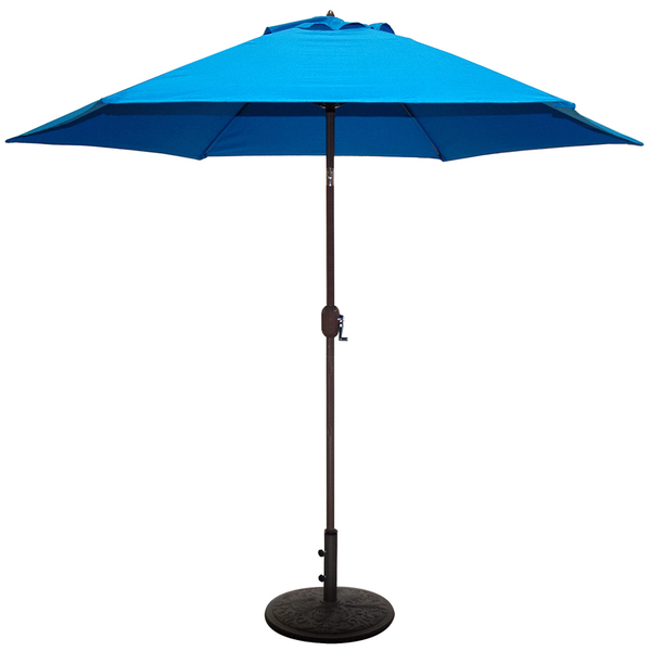patio umbrellas outdoor furniture royal blue and 50