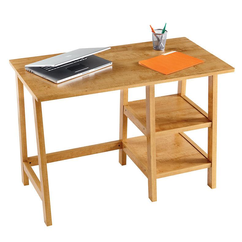 Brenton Studio Donovan Student Desk Oak 615689 Desks