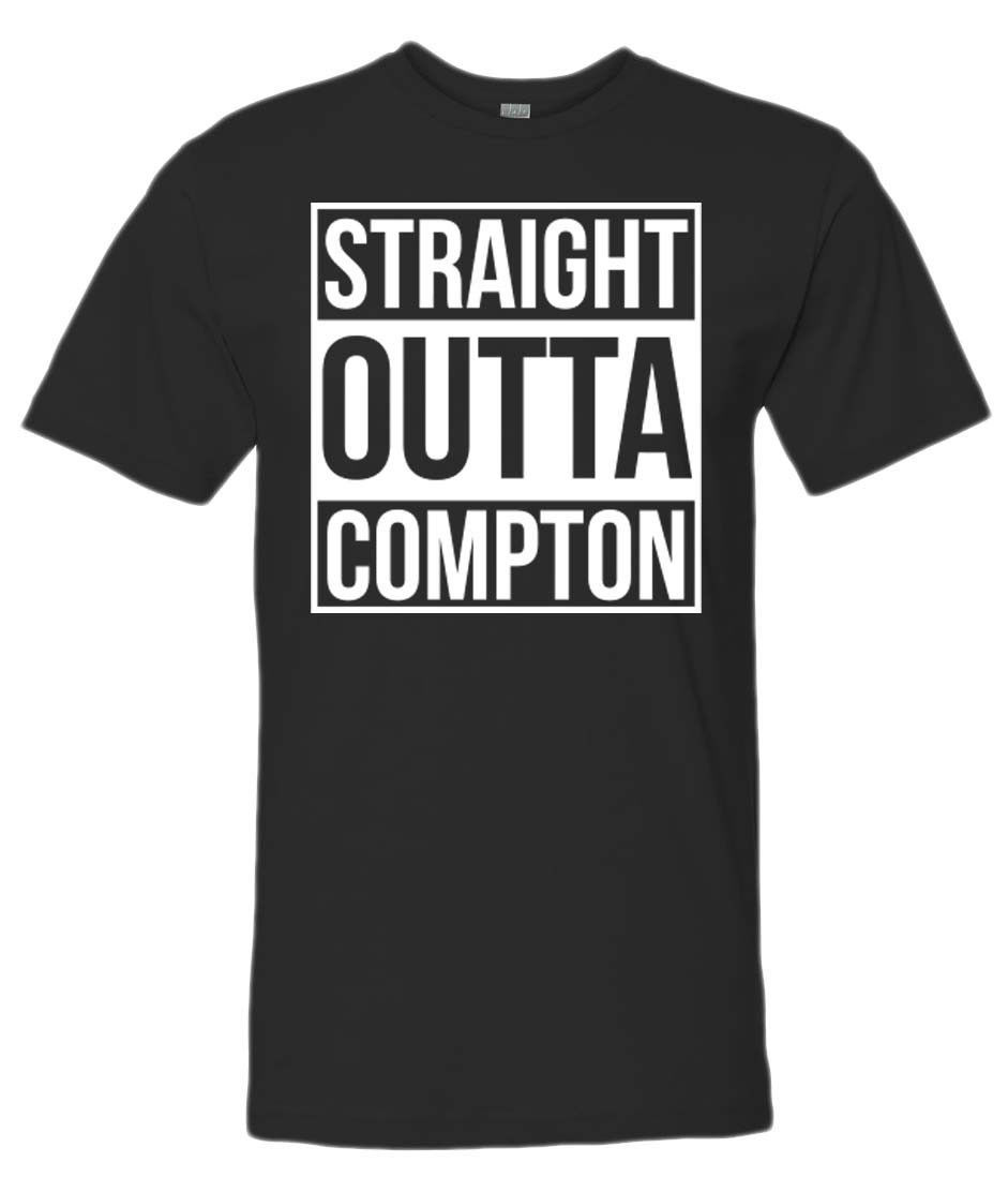 STRAIGHT OUTTA COMPTON T-shirt - Hats