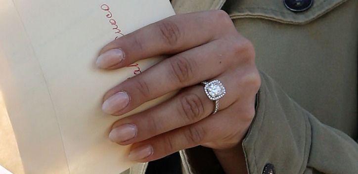 Kaley Cuoco Sweeting Wedding Ring