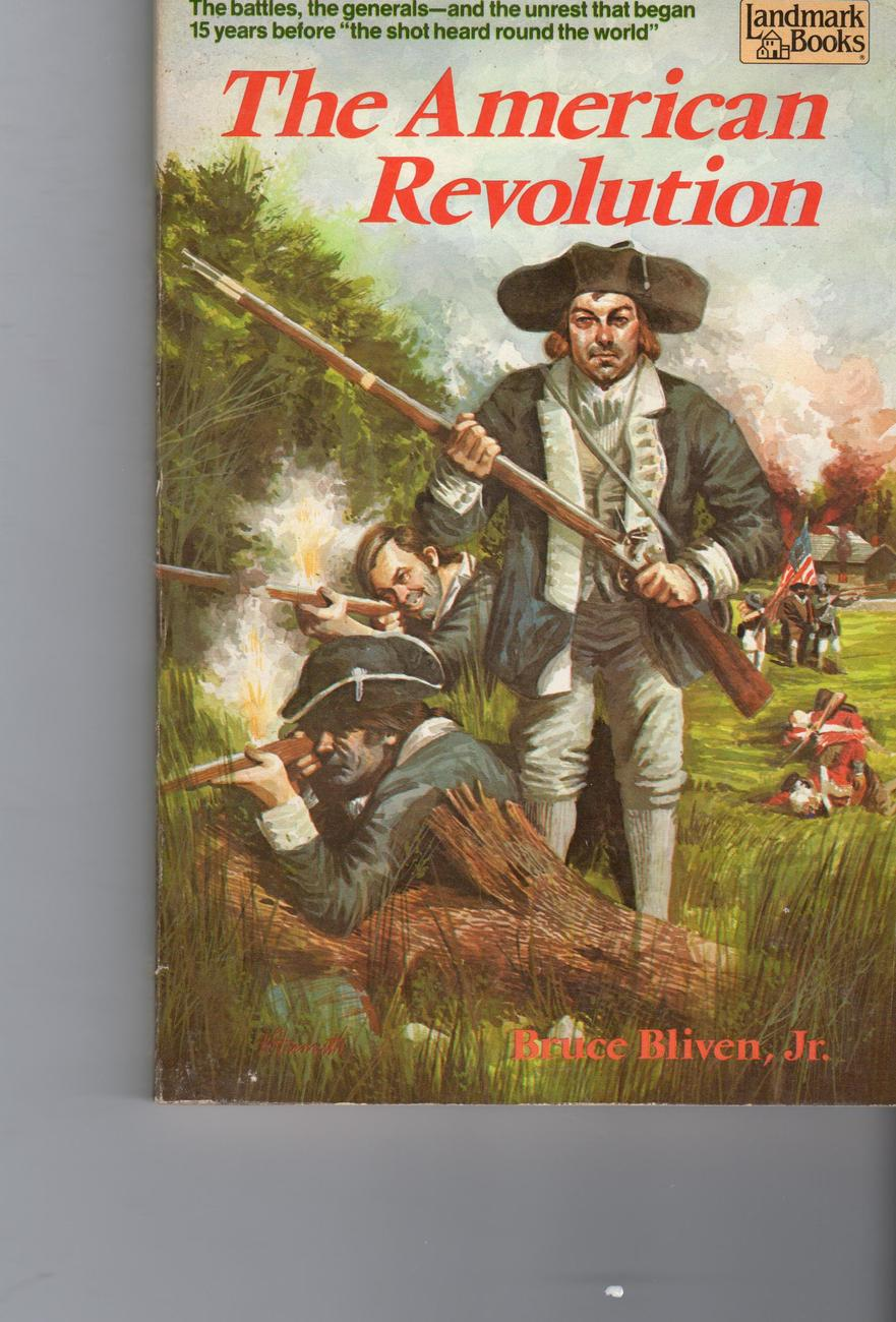 American revolution young adult