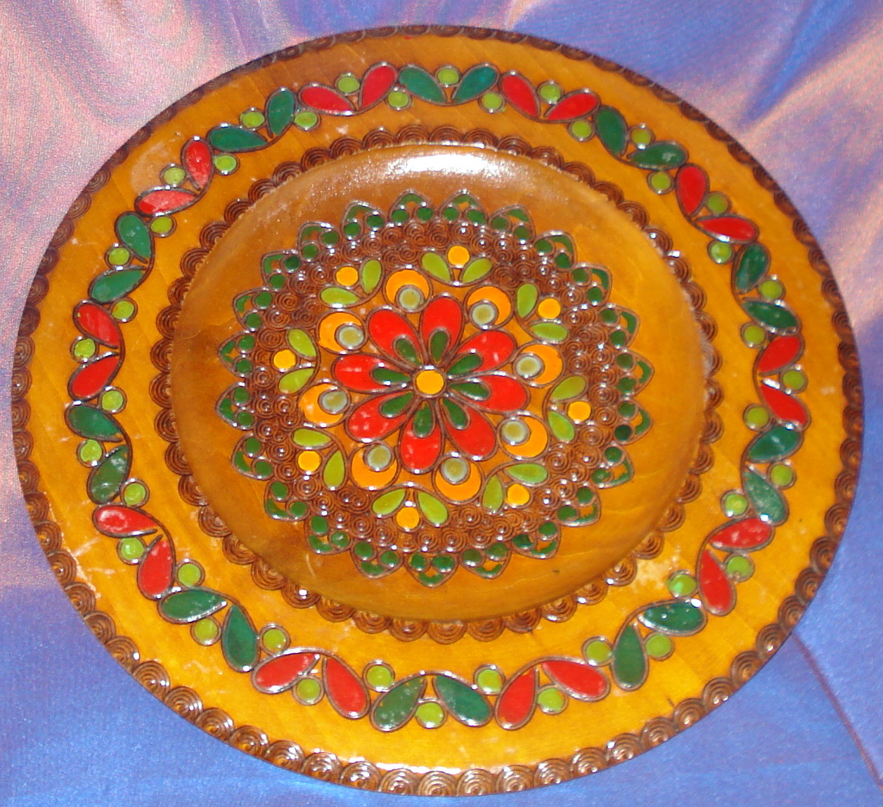 eastern european folk art