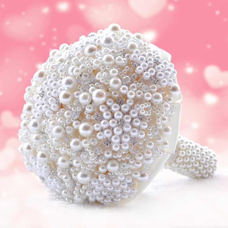Wedding Brooch Bouquet Nz : Used ivory pearl brooch for sale ads in us
