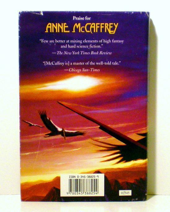 Image 1 of Nimisha's Ship by Anne McCaffrey HC DJ 1999