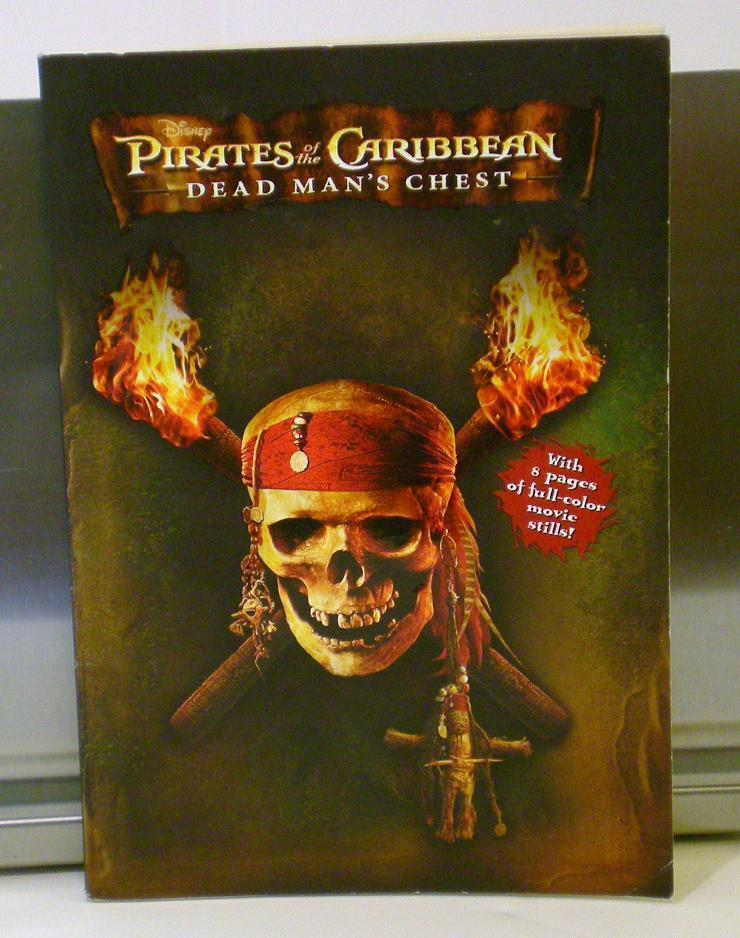 Pirates of the Caribbean: Dead Man's Chest Jr Novel
