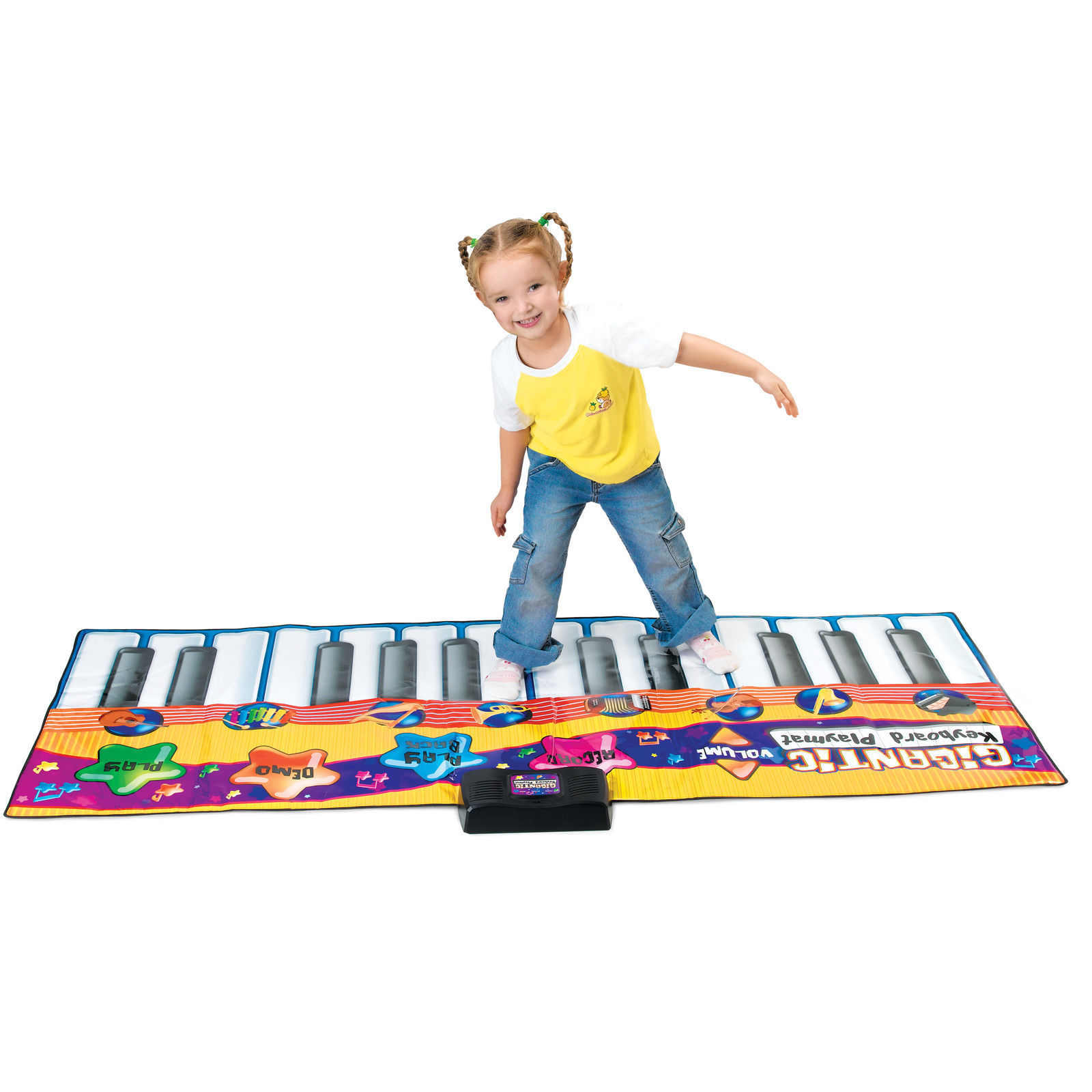 Toys For Dance : Kids toy big keyboard piano fun dance and similar items
