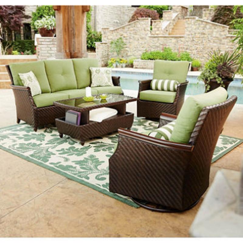Member s Mark Carnaby Deep Seating Set Premium Sunbrella Fabric 4 pc 4