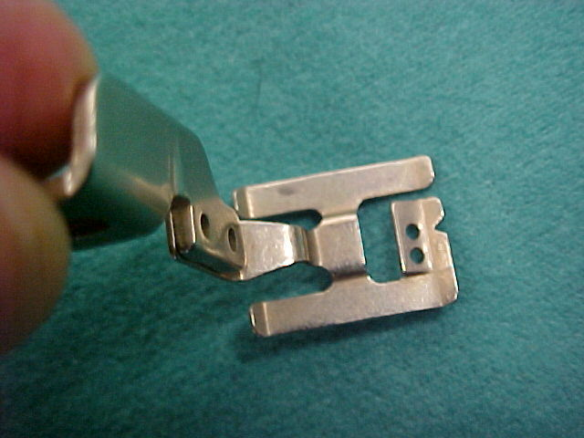 Singer Sewing Machine Presser Feet Part # 163483