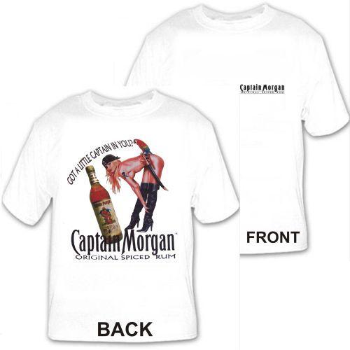 captain morgan sexy pirate girl liquor beer t shirt s m l xl 2xl 3xl 4xl 5xl t shirts. Black Bedroom Furniture Sets. Home Design Ideas