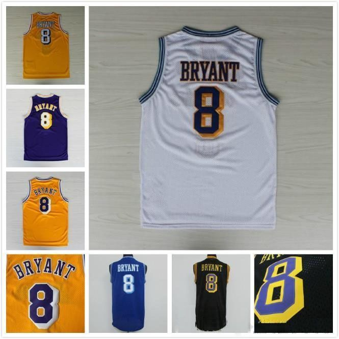 Used Kobe Bryant 8 Jersey for sale | 72 ads in US