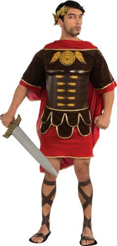 Image 0 of Rubie's Costume Heroes and Hombres Gladiator, Multicolor, STD, XL Costume