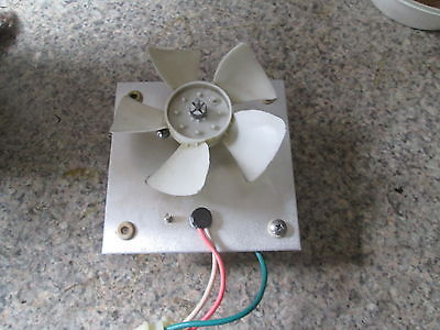 Sub Zero Subzero 550 Part 4200170 Evaporator Fan