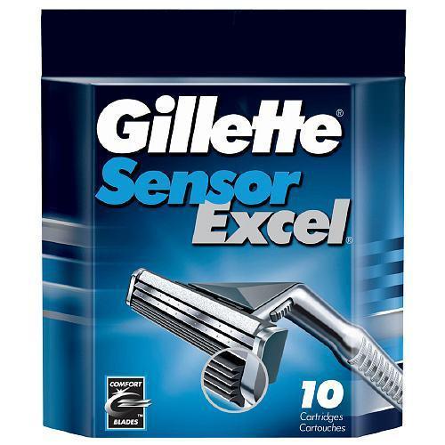 Gillette sensor excel blades coupons