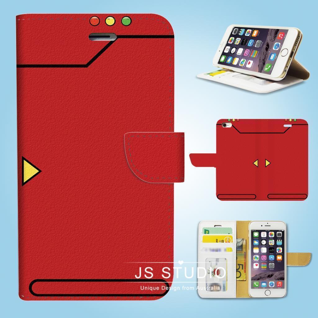 Iphone  Plus Pokedex Case