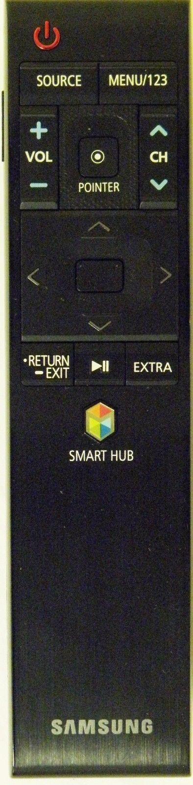 Samsung BN59-01220E Smart UHD TV Remote Control