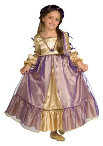 Image 0 of Little Princess Juliet Costume