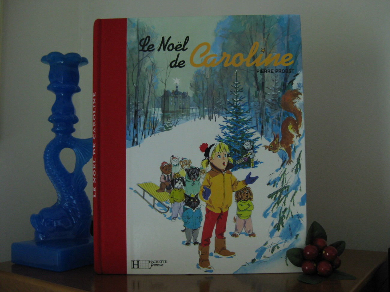 *CAROLINE CHRISTMAS * DELUXE EDITION * PIERRE PROBST*FRENCH*