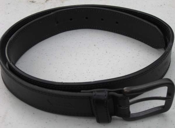 Dickies Black Leather Belt Size 40 Mens Work Casual