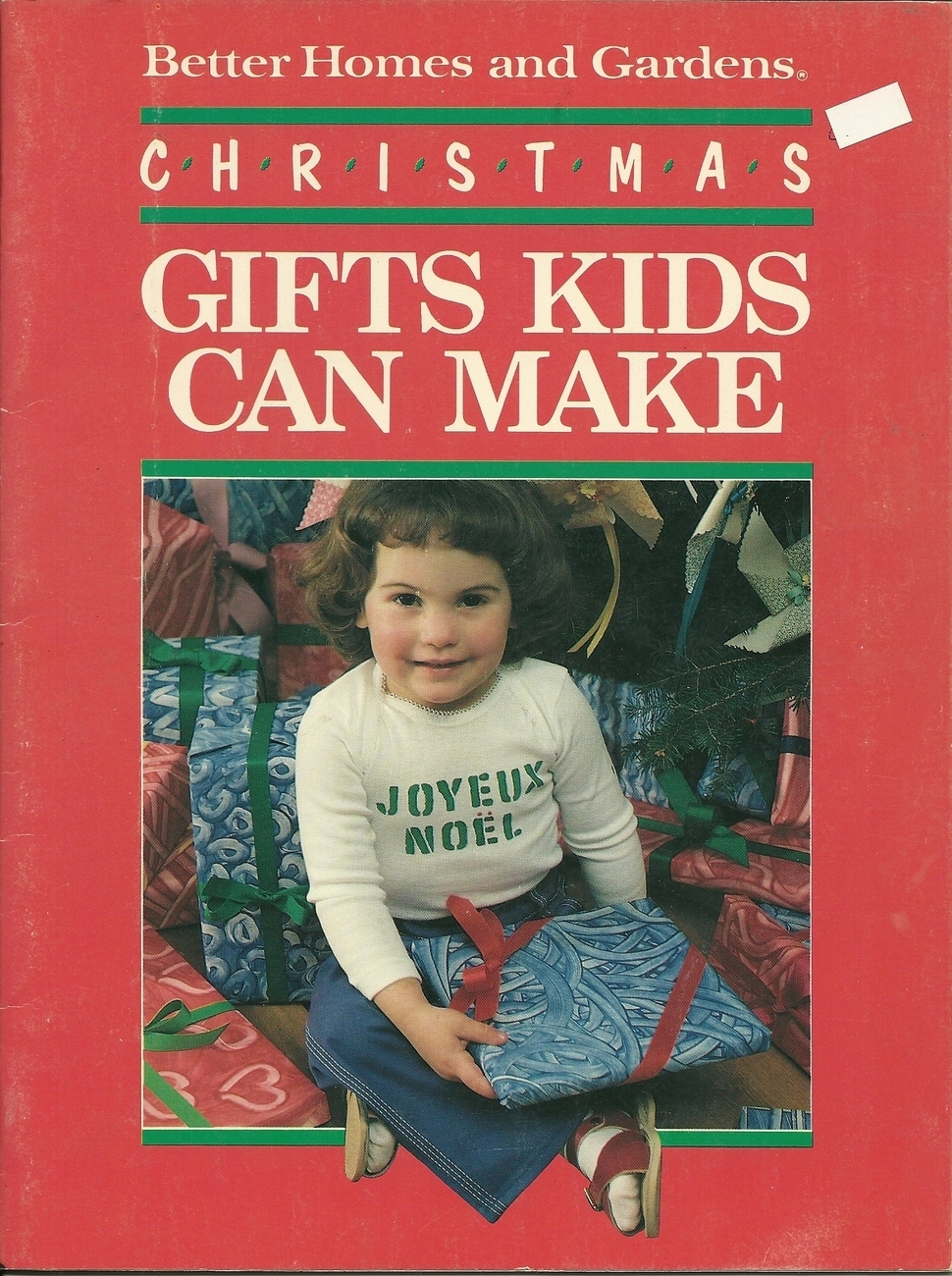 Christmas Gifts Kids Can Make Pattern Booklet Better Homes