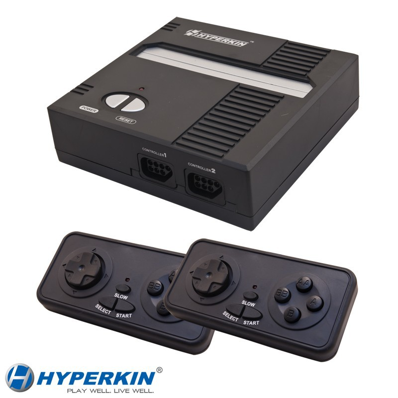 Hyperkin Retron 1 Black Console for NES Games New In The Box!