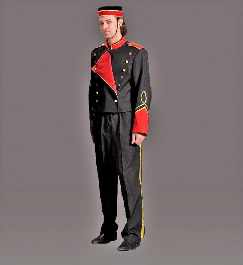 Quality men 39 s hotel bellhop porter uniform and 50 similar for Men a porter