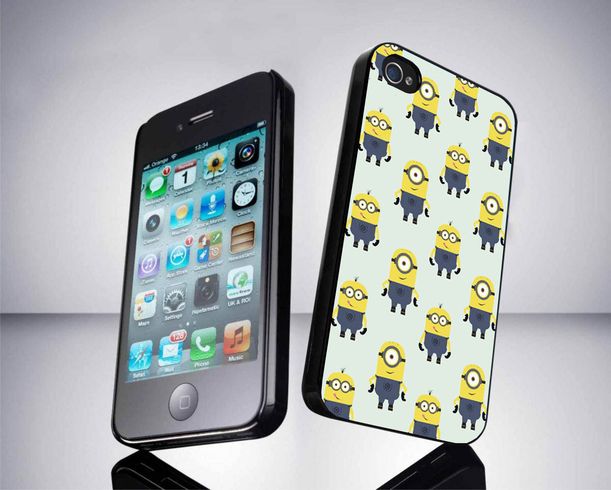 galaxy iphone 5s case despicable me minion phone cases iphone 6 5c 5s 5 4 4s 4785