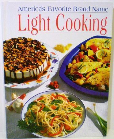 America's Favorite Brand Name Light Cooking 1998 HC New