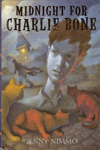 Midnight for charlie bone book report