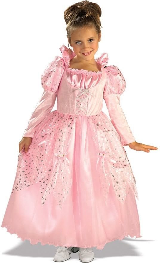 Image 1 of Posh Pink Fairy Tale Sleeping Beauty Princess Aurora Gown/Dress Costume, Rubies