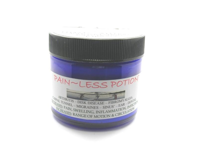 Powerful Pain-Less Potion