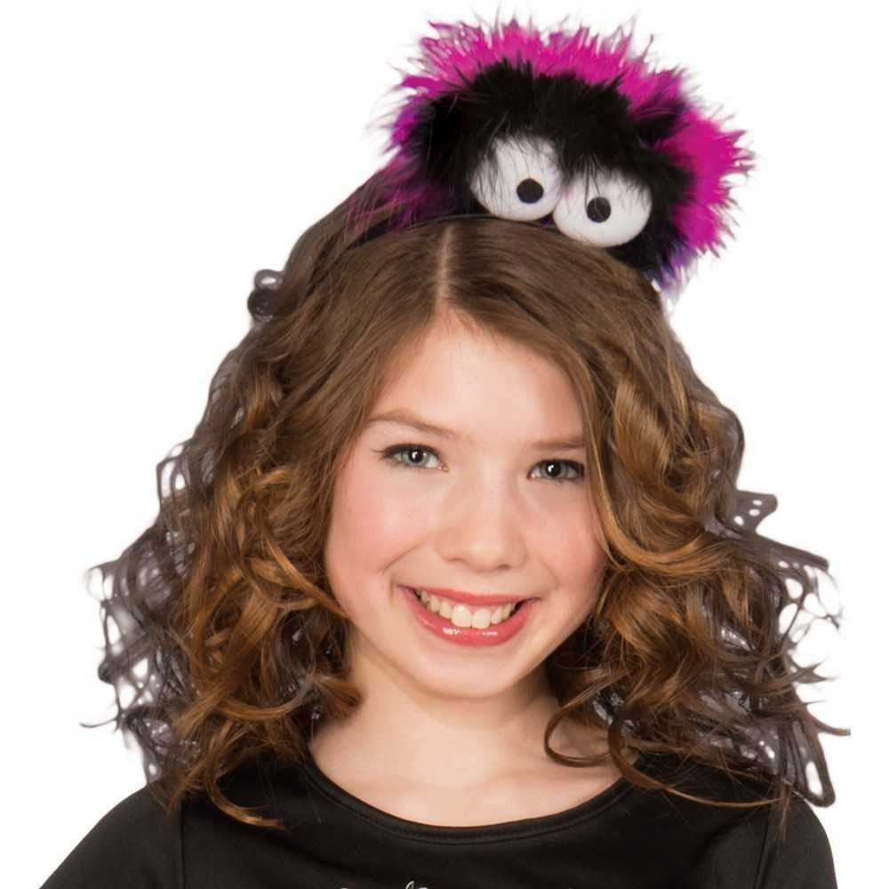 Image 1 of Too Cute Pink & Black Animal Muppet Costume Fashionista Set for Girls, One Size