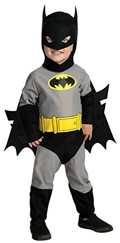Image 0 of Rubie's Costume Complete Batman, Black, 6-12 Months, 2T
