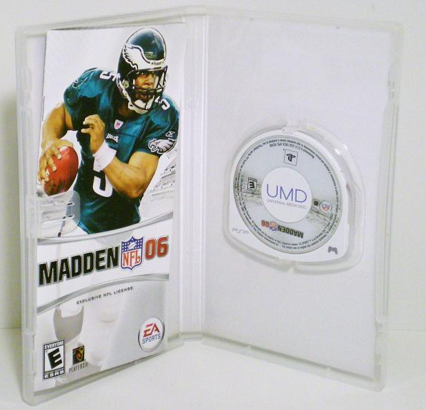 Image 2 of Madden NFL 06 by Electronic Arts 2006 Sony PSP