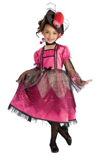 Image 0 of Kids Little Miss Spider Costume - Toddler