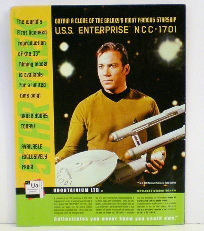 Image 2 of Star Trek Communicator Magazine issue 133 & 135 2001