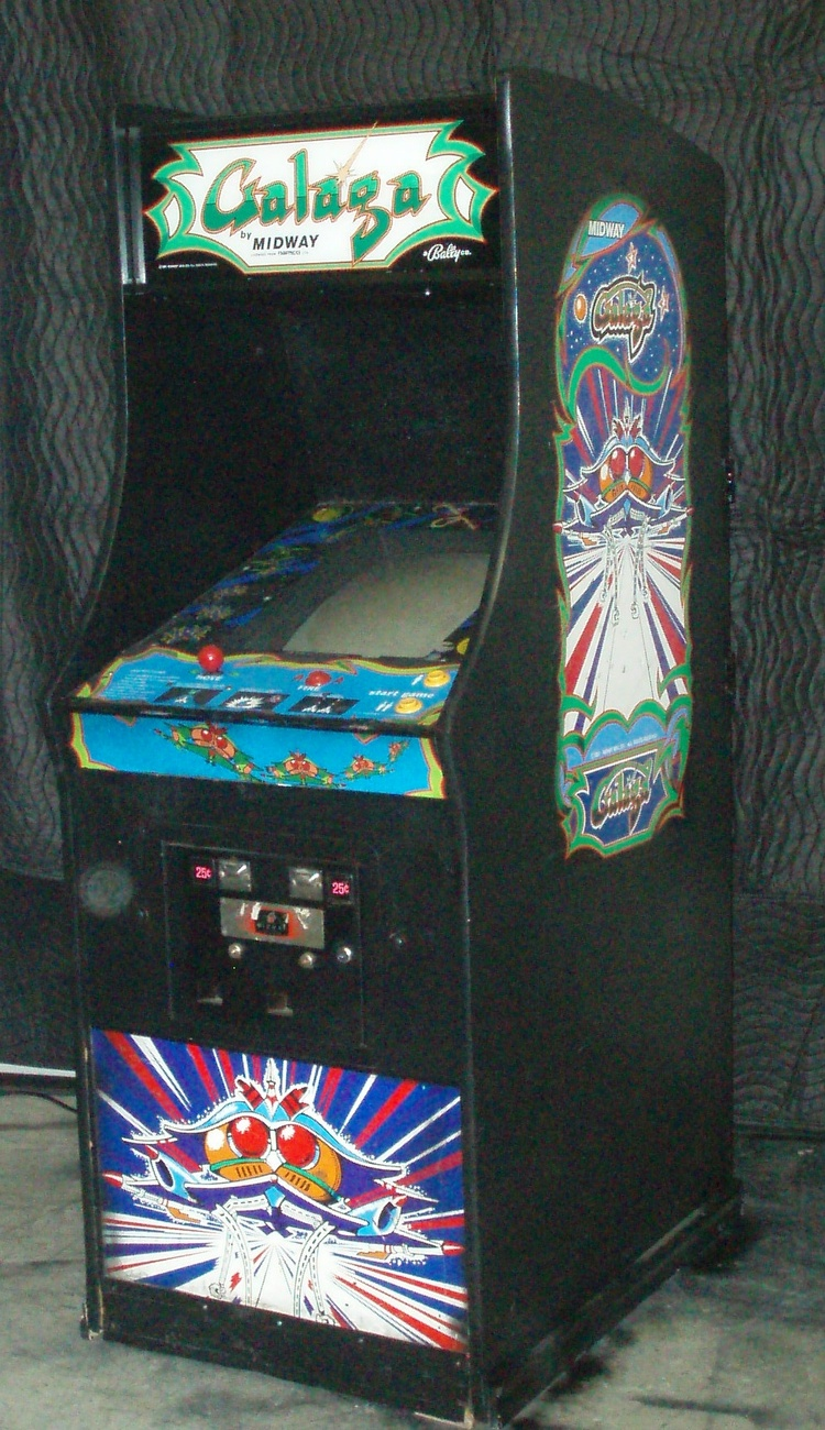 galaga arcade game - photo #12